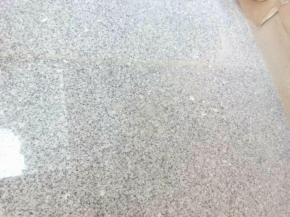 pulido y cristalizado de granito en Alicante